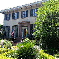 Photo taken at Andrew Low House Museum by Riley S. on 6/11/2013
