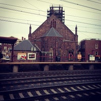 Photo taken at NJT - New Brunswick Station (NEC) by Theo D. on 11/29/2012