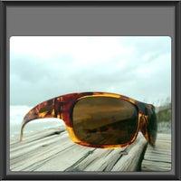 Photo taken at Ocean Waves Sunglasses by Ocean Waves Sunglasses on 2/14/2014
