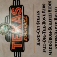 Photo taken at Texas Roadhouse by Marlon L. on 3/30/2014