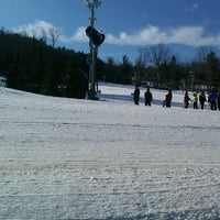 Photo taken at Pat's Peak Ski Area by Carlos M. on 1/15/2013