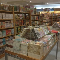 Photo taken at Gramedia by Anna S. on 2/23/2013