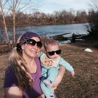 Photo taken at Riverwalk Trail by ✨Misty W. on 3/8/2015