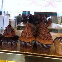 Photo taken at Cothran's Bakery by Christy K. on 9/29/2012