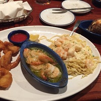 Photo taken at Red Lobster by Michael C. on 2/5/2016