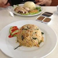 Photo taken at Jemari Cafe by Riz A. on 4/30/2013