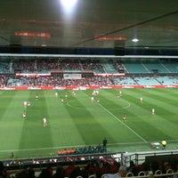 Photo taken at Pirtek Stadium by Ern P. on 11/2/2012