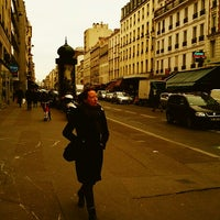 Photo taken at Rue Lecourbe by Yves P. on 3/16/2013