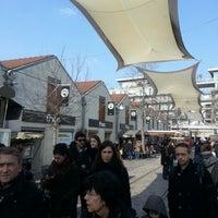 Photo taken at Bercy Village by Diego W. on 4/1/2013