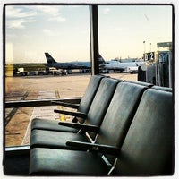 Photo taken at Philadelphia International Airport (PHL) by T.r. J. on 5/31/2013