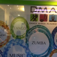 Photo taken at Dance Mania Academy by Osama D. on 8/10/2014