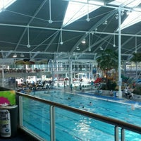 Photo taken at Sydney Olympic Park Aquatic Centre by Mostafa A. on 10/10/2015