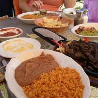 Photo taken at Santa Rita Tex Mex Cantina by Jessica M. on 4/22/2013