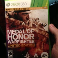 Photo taken at GameStop by Bill T. on 10/26/2012