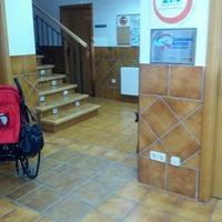 Photo taken at Albergue Rural Tablas De Daimiel by Saffus on 12/1/2012