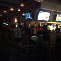 Photo taken at Huberts Sports Bar & Grill by Shawn B. on 9/22/2012