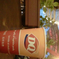 Photo taken at Dairy Queen by Rea G. on 11/13/2012
