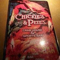 Photo taken at Chickie's & Pete's by SHAWN on 6/6/2013