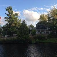 Photo taken at Stoney Lake by Northern P. on 9/4/2013