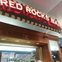 Photo taken at Red Rocks Bar by Josh A. on 2/24/2013