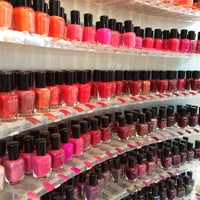 Photo taken at Nails L'mour by susieschmoozee on 1/19/2014