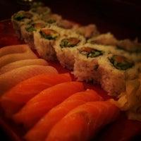 Photo taken at Sakana Sushi & Grill by hmsk on 12/25/2012