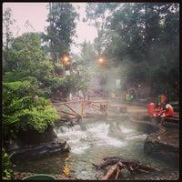 Photo taken at Sari Ater Hotel & Resort by C.Y. Wong B. on 7/21/2013