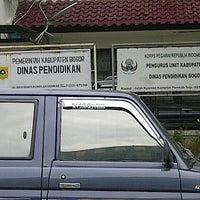 Photo taken at Dinas Pendidikan Kab. Bogor by bambang p. on 12/19/2013