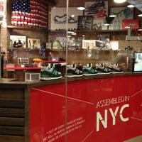 Photo taken at New Balance NYC Flagship Store by Fernando B. on 11/4/2012