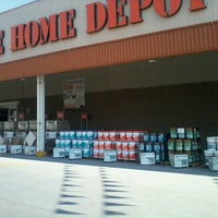 Photo taken at The Home Depot by CeCy d. on 1/24/2013