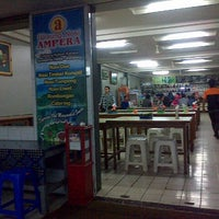 Photo taken at Warung Nasi AMPERA by Mara S. on 7/30/2013