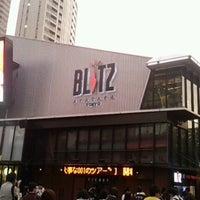 Photo taken at Akasaka BLITZ by たかちゃん on 9/27/2012