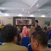 Photo taken at Kantor Bupati Jeneponto by Akbar I. on 8/5/2014