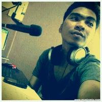 Photo taken at Madama Radio @ (((87.7FM))) by Indra M. on 10/25/2012