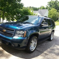 Photo taken at Terry Cullen Southlake Chevrolet by Howard L. on 8/29/2013