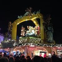 Photo taken at Mainzer Weihnachtsmarkt by Birgit S. on 12/18/2013