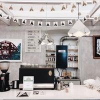 Photo taken at Printa Café by Anna P. on 8/16/2015