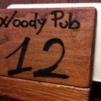 Photo taken at Woody Pub by Massimo F. on 5/5/2013