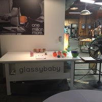 Photo taken at Glassybaby by Lacey on 11/15/2014