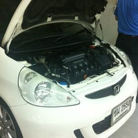 Photo taken at Wong Honda Cars by KαÖωWɑäη on 2/1/2013