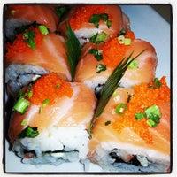 Photo taken at Sushi-Ya by Louis C. on 11/24/2013