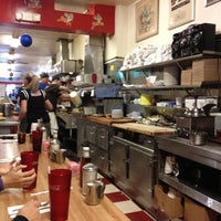 Photo taken at DeLuca's Diner by Tony on 12/2/2012