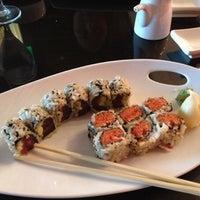 Photo taken at Nisen Sushi by Stephanie R. on 12/17/2012