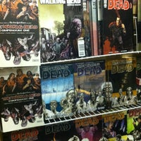 Photo taken at Capital Comics by Sharlander H. on 11/24/2012