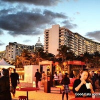 Photo taken at Food Network South Beach Wine & Food Festival by GoodEats M. on 3/11/2016