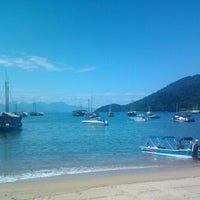 Photo taken at Lopes Mendes by Di S. on 4/13/2013