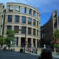 Photo taken at Vancouver Public Library by Arthur S. on 7/7/2013