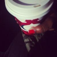 Photo taken at Starbucks by Veronica J. on 11/2/2012