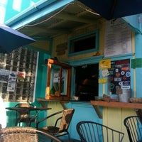 Photo taken at Mermaid's Cafe by Tom K. on 10/28/2012