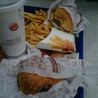 Photo taken at Burger King by Jason C. on 12/16/2012